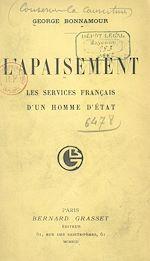 Download this eBook L'apaisement