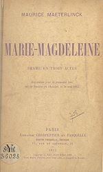 Download this eBook Marie-Magdeleine