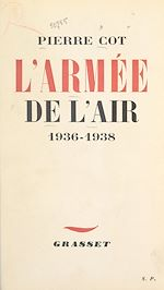 Download this eBook L'armée de l'air, 1936-1938