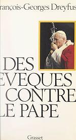 Download this eBook Des évêques contre le Pape
