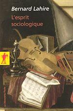 Téléchargez le livre :  L'esprit sociologique