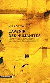 Télécharger le livre :  L'avenir des Humanités