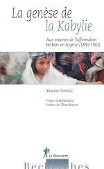 Download this eBook La genèse de la Kabylie
