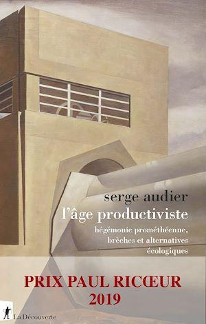 Téléchargez le livre :  L'âge productiviste