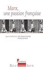 Download this eBook Marx, une passion française