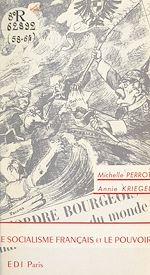 Téléchargez le livre :  Le socialisme français et le pouvoir