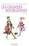 Télécharger le livre :  Les grandes bourgeoises