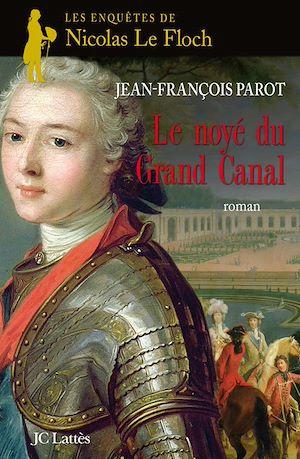 Image de couverture (Le noyé du grand canal : N°8)