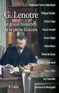 Téléchargez le livre :  G.Lenôtre