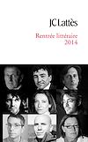 BOOKLET RENTREE LITTERAIRE 2014 LATTES