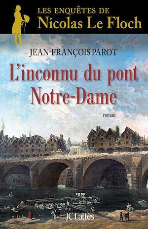 Image de couverture (L'inconnu du Pont Notre-Dame : N°13)