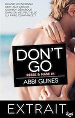 Télécharger cet eBook : Extrait Don't go