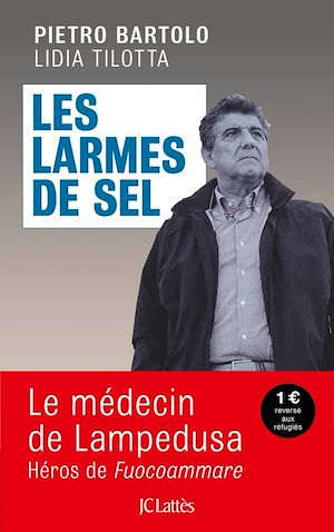 Image de couverture (Les larmes de sel : médecin à Lampedusa)
