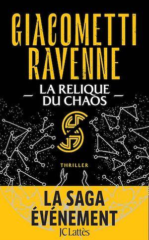 La Relique du Chaos | Giacometti, Eric. Auteur