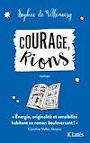 Courage, rions | de Villenoisy, Sophie