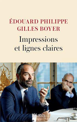 Téléchargez le livre :  Impressions et lignes claires