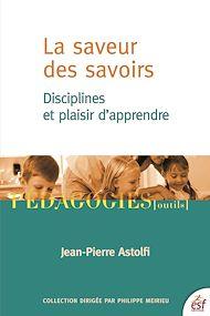 Téléchargez le livre :  La Saveur des savoirs