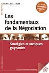 Télécharger le livre :  Les fondamentaux de la négociation