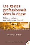 Télécharger le livre :  Les gestes professionnels dans la classe