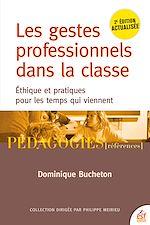 Download this eBook Les gestes professionnels dans la classe