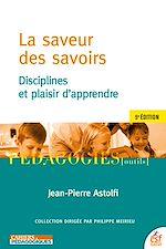 Download this eBook La saveur des savoirs