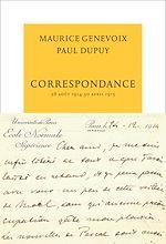 Download this eBook Correspondance