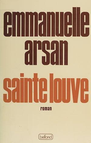 Téléchargez le livre :  Sainte-Louve