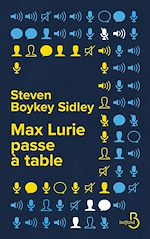 Download this eBook Max Lurie passe à table