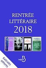 Téléchargez le livre :  Rentrée littéraire Belfond Etranger 2018 extraits