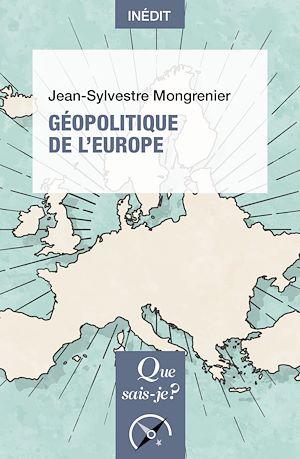 Téléchargez le livre :  Géopolitique de l'Europe