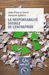 Télécharger le livre :  La responsabilité sociale de l'entreprise