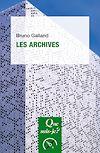 Télécharger le livre :  Les Archives