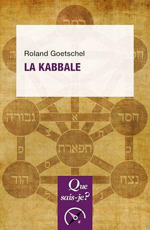 Téléchargez le livre :  La Kabbale