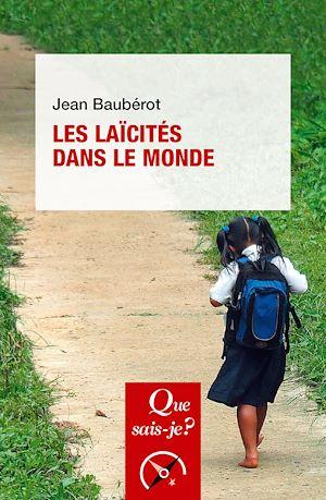 Téléchargez le livre :  Les Laïcités dans le monde