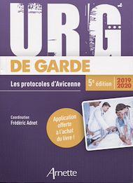 Téléchargez le livre :  Urg' de garde - 2019-2020
