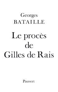Téléchargez le livre :  Le Procès de Gilles de Rais