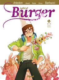Téléchargez le livre :  Lord of burger - Tome 02 NE