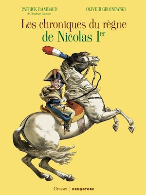 Téléchargez le livre :  Les chroniques du règne de Nicolas 1er