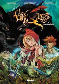 Téléchargez le livre :  Fairy Quest - Tome 01