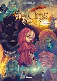 Téléchargez le livre :  Fairy Quest - Tome 02