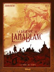 Téléchargez le livre :  La légende du lama blanc - Tome 01