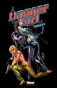 Téléchargez le livre :  Danger Girl - Trinity