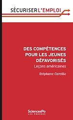 Téléchargez le livre :  Des compétences pour les jeunes défavorisés