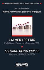 Téléchargez le livre :  Calmer les prix