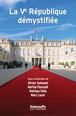 Téléchargez le livre :  La cinquième République démystifiée