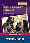 Télécharger le livre :  Comment différencier la pédagogie