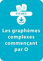 Download this eBook Orthographe CP/CE1 - Les mots outils