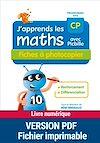 Télécharger le livre :  PDF J'apprends les maths avec Picbille CP - Fiches à photocopier