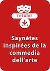 Télécharger le livre :  Saynètes inspirées de la commedia dell'arte (8 - 13 ans)