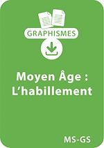 Download this eBook Graphismes et Moyen Age - MS/GS - L'habillement